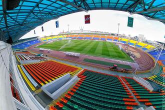 Стадион «Центральный» останется домашним для «Рубина» примерно еще два года
