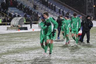 «Томь» не смогла забить «Химкам» в «-17»