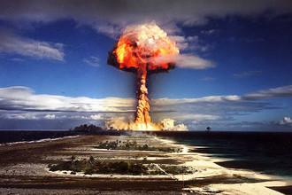 Семипалатинский ядерный испытательный полигон