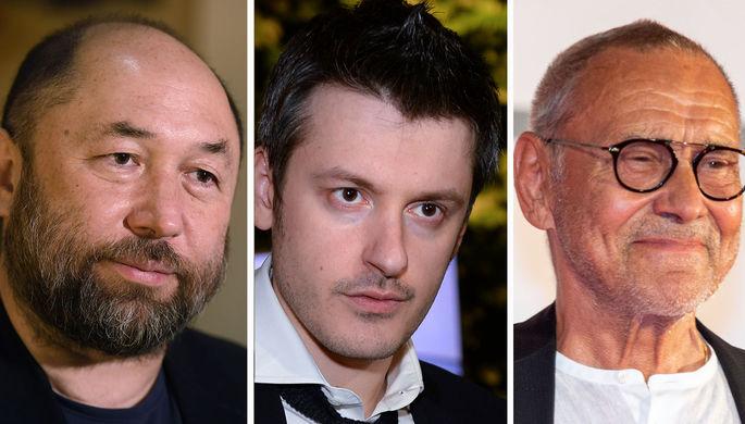 Тимур Бекмамбетов, Илья Найшуллер и Андрей Кончаловский