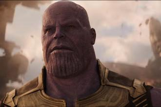 Кадр из фильма «Мстители: Война бесконечности» (2018)
