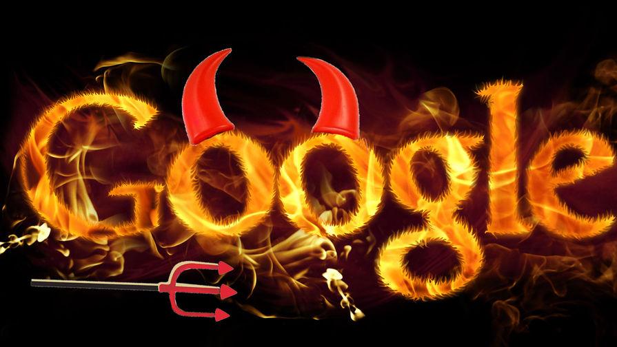 Пользователи пожаловались на сбои в работе Google