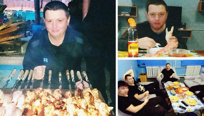 Икра на завтрак: кто шикует в российских тюрьмах
