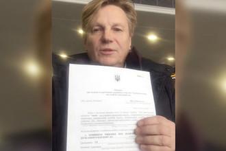 Посчитали нищим: Салтыкова не выпустили из аэропорта в Киеве