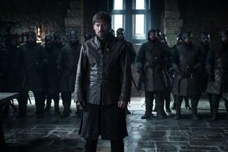 Кадр из 2 серии 8 сезона «Игры престолов»