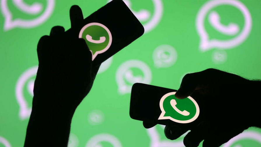 Сбой произошел в работе WhatsApp