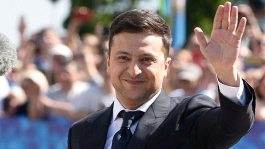 Зеленский пообещал «нокаутировать» старую систему власти на Украине