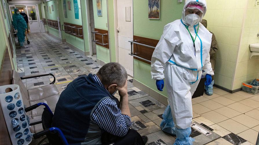Число смертей от коронавируса в Москве превысило 10 тысяч
