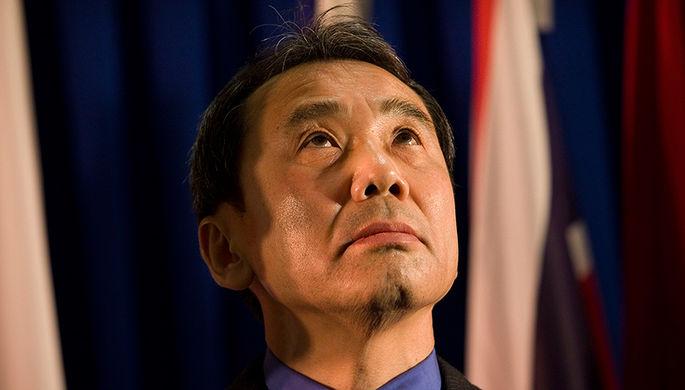 Харуки Мураками на церемонии вручения Иерусалимской премии, 2009 год