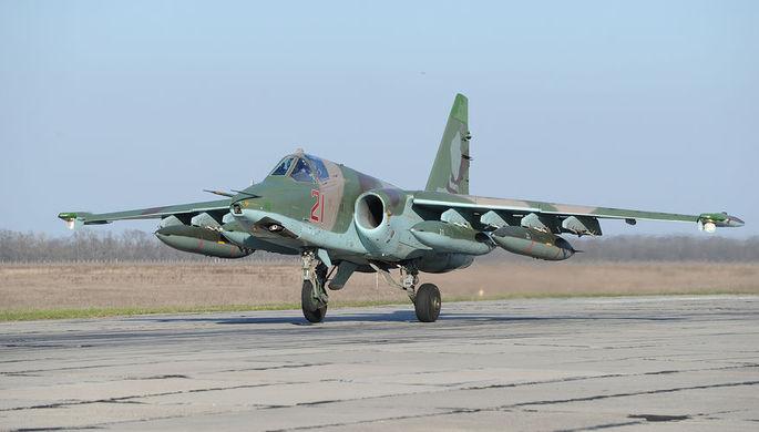 3 февраля 2018 года был сбит с земли штурмовик Су-25, летчик погиб