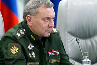 Вице-премьер по оборонно-промышленному комплексу Юрий Борисов (ранее работал заместителем министра обороны России)