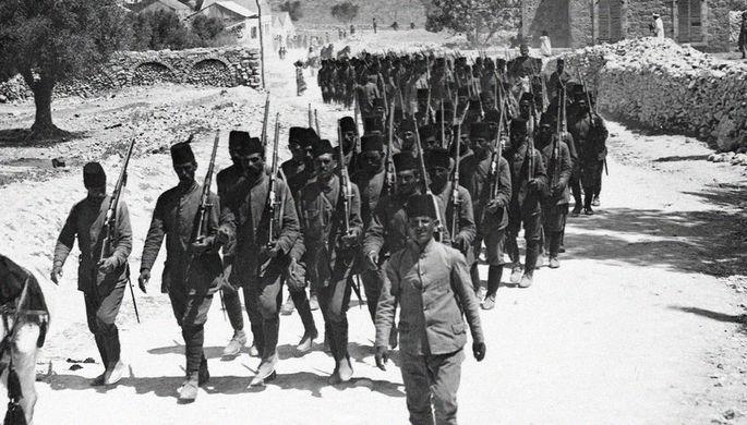Тотальная оккупация: как Турция опозорилась в Первой мировой