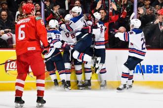 Сборная России уступила США в одну шайбу в финале МЧМ-2019