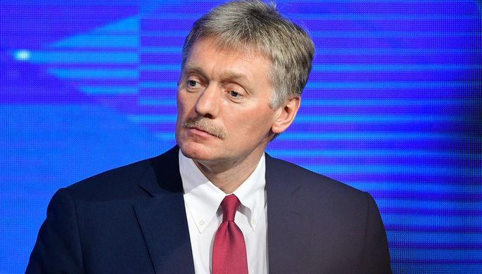 Песков отреагировал на сообщения о контрабанде запчастей для военной техники Украины