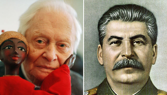 Любимец Сталина и враг репрессий: как выживал кукольник Образцов