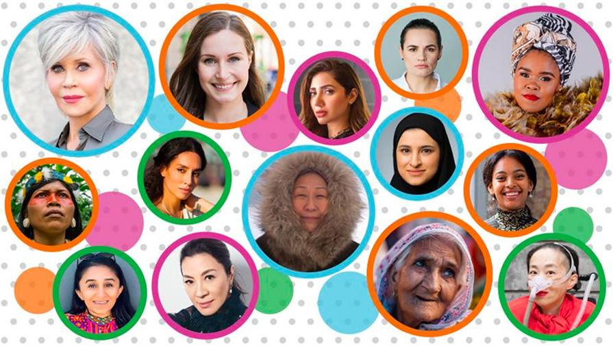 Рэперша и сакэ-мастер: кто попал в топ-100 самых влиятельных женщин мира