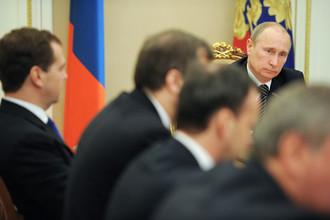 Путин утвердил правительство дублеров: многие новые министры ранее работали на постах замов