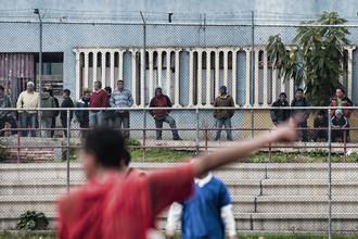 Футбол популярен среди чилийских преступников