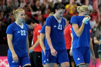 Российским гандболисткам предстоят сложные встречи на групповом этапе ЧЕ