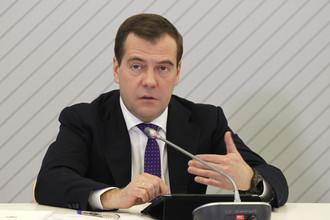 Медведев провел заседание президиума Совета по модернизации