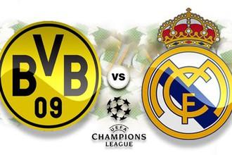 «Реал» и дортмундская «Боруссия» полны решимости выйти в финал Лиги чемпионов
