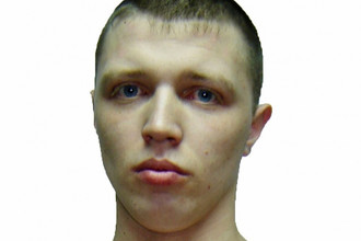 Константин Павловец, сбежавший из исправительной колонии №19 под Иркутском.