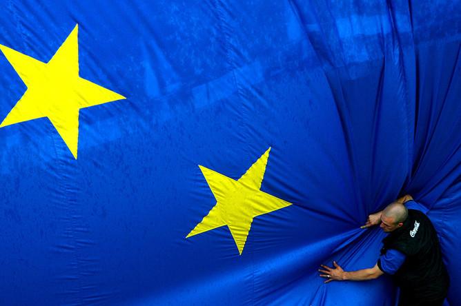 В еврозоне зафиксировано прекращение рецессии