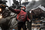Столкновения наплощади Независимости вКиеве