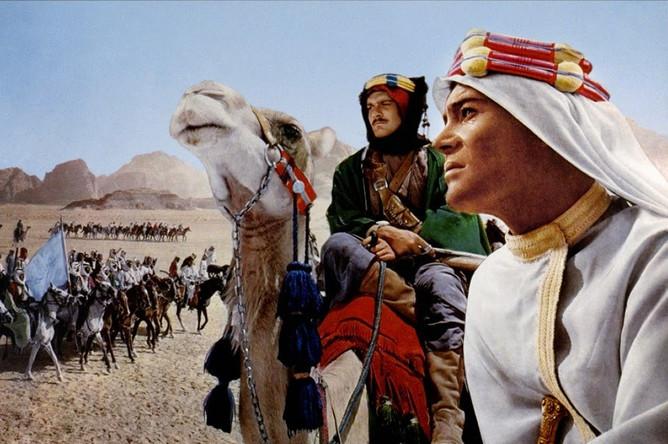 Кадр из фильма «Лоуренс Аравийский» (1962)