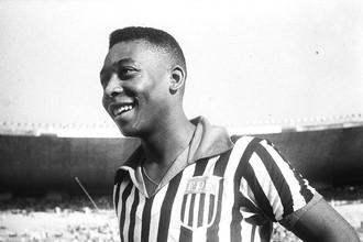 Цвета «Сантоса» футболист защищал 18 лет