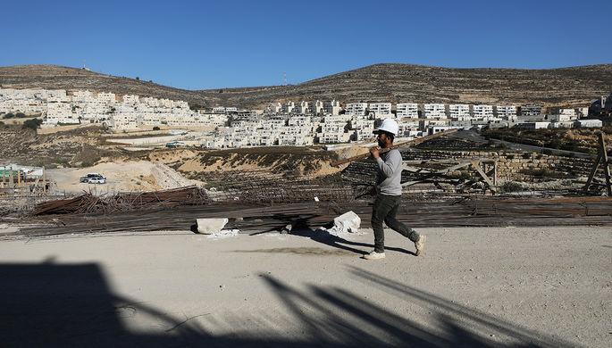 Вопреки ООН: США признали поселения Израиля в Палестине