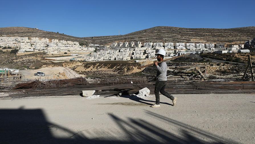США поддержали строительство израильских поселений в Палестине