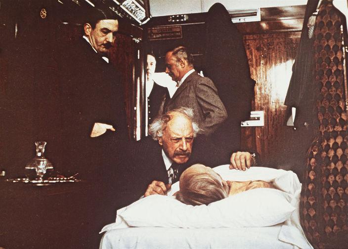 Убийство в «Восточном экспрессе» (1974)