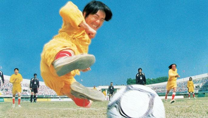 Кадр из фильма «Убойный футбол» (2001)