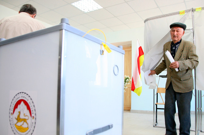 В Цхинвали пройдут выборы президента Южной Осетии