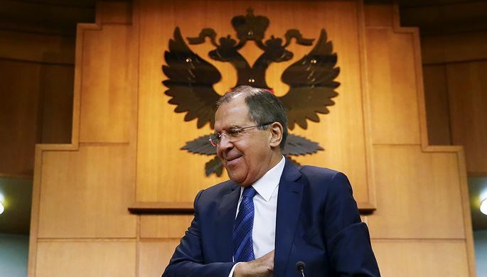 Лавров призвал ЕС не плыть против течения истории