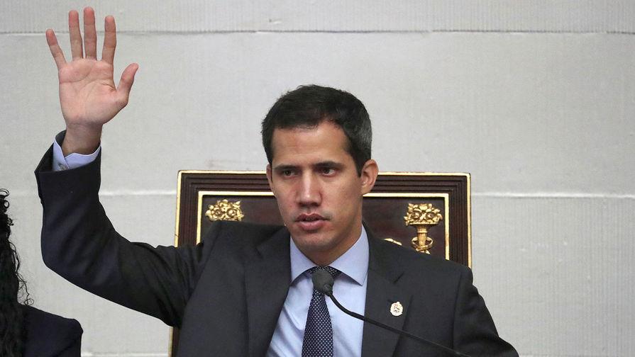 Гуайдо назвал дату встречи своего представителя с военными США