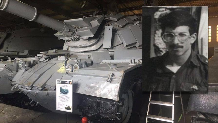 Россия вернула Израилю останки погибшего 37 лет назад солдата