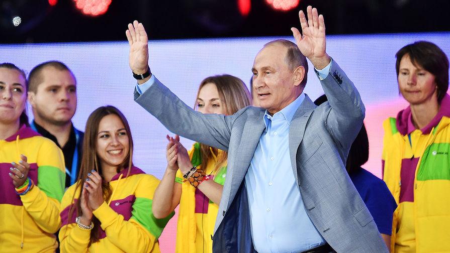 Путин подписал закон об освобождении матпомощи для студентов от НДФЛ