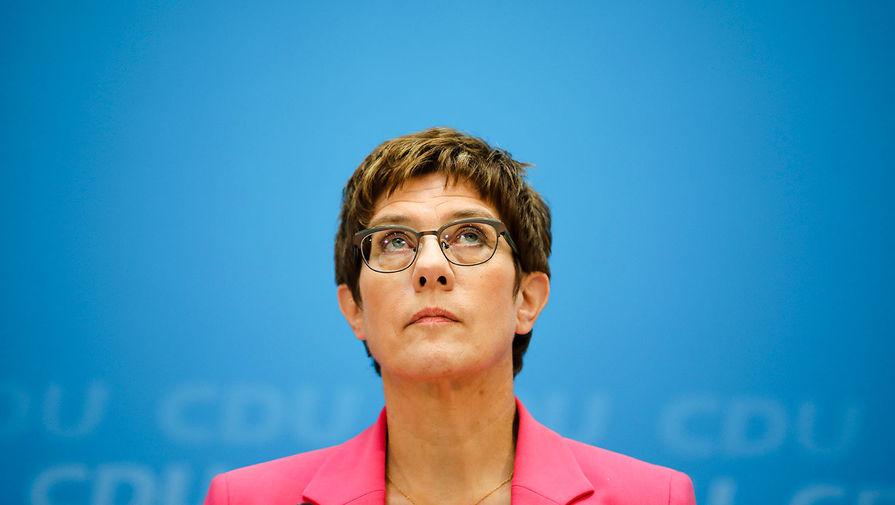 Минобороны Германии усомнилось в необходимости «Северного потока — 2»