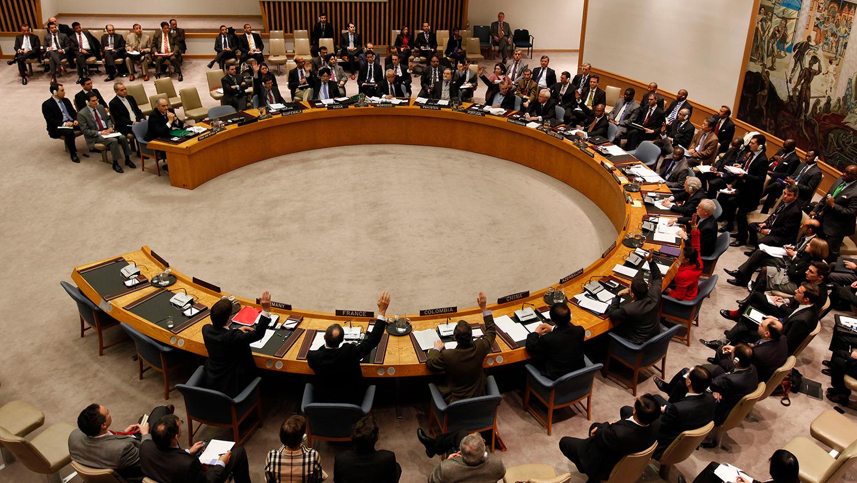 Украина заблокировала в ООН резолюцию России против санкций - Газета.Ru