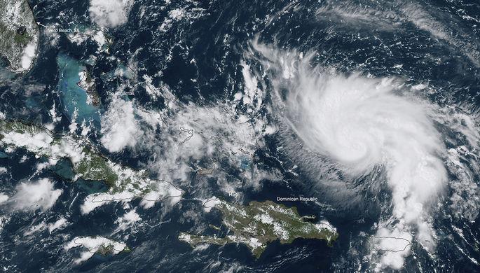 На 8% за десятилетие: ураганы становятся сильнее