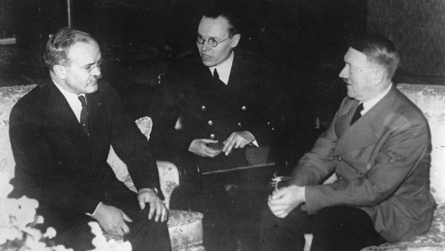 80 лет назад Гитлер предложил СССР присоединиться к Пакту трех держав -  Газета.Ru