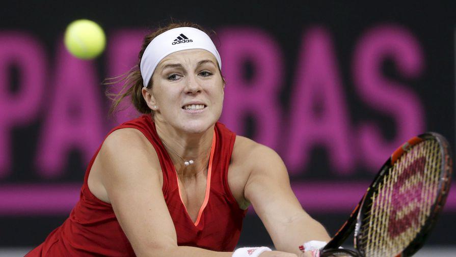 Россиянка Павлюченкова не сумела выйти во второй круг US Open