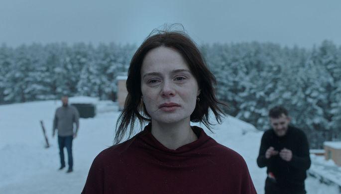 Кадр из фильма «Сторож» (2019)