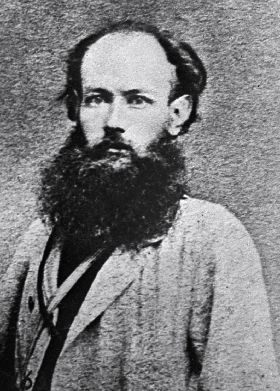 Ученый, революционер, теоретик анархизма Петр Кропоткин.