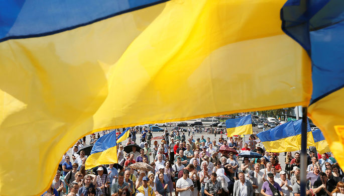 Эхо Австро-Венгрии: в Киеве готовы «принять» пару областей РФ