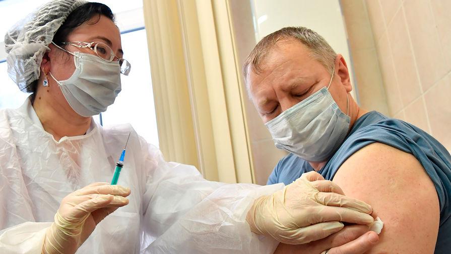 Массовая вакцинация россиян от COVID-19 начнется 18 января