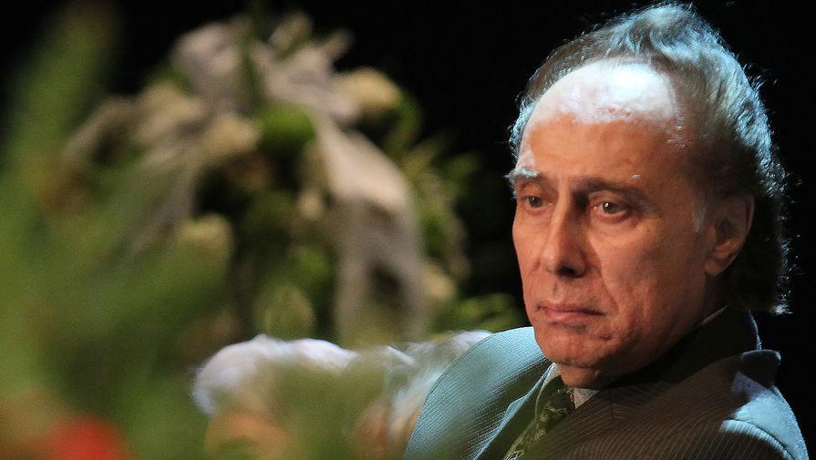 В театре «Ромэн» сообщили детали госпитализации Сличенко