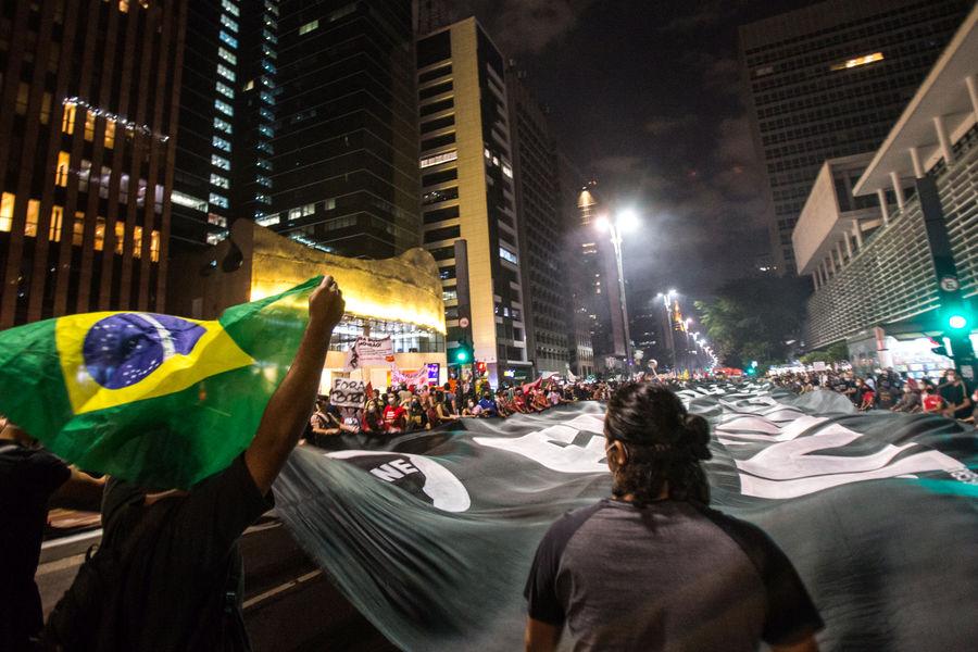 Сторонники президента Бразилии начали атаку РЅР°РєРѕРЅРіСЂРµСЃСЃ Рё устроили разборки СЃРїРѕР»РёС†РёРµР№